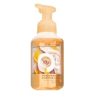 Marshmallow Pumpkin Latte Hand Soap